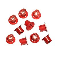 Film Reel Adaptor Sleeves Super 8 Regular 8, 10 pcs.