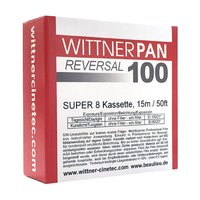 WITTNER PXR100 advanced Super 8 Kassette, 15m