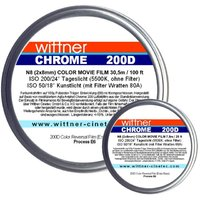 WITTNER Chrome 200D, Double 8, 25ft / 7.5m