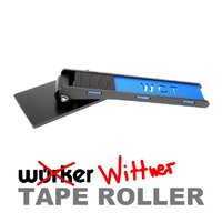 WITTNER Taperoller 3 - with Pad